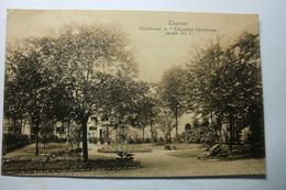 Tournai - Pensionnat De L'éducation Chrétienne - Jardin - Tournai