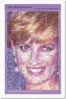 Gambia 1999, Postfris MNH, Flowers, Diana - Gambia (1965-...)