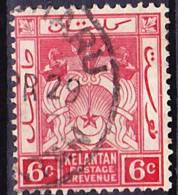 2016-0616 Kelantan Mi 22 Used O - Kelantan