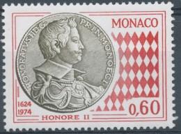 N° 980, 350e Anniversaire De L'art Numismatique Manégasque