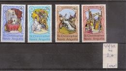 Saint Christophe  / ST Christopher 1975     (ref463A ) - St.Christopher-Nevis-Anguilla (...-1980)