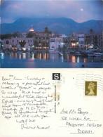 Kyrenia, North Cyprus KKTC, Cyprus Postcard Posted 1996 Stamp - Cipro