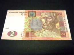 UKRAINE 2 Hryvni 2005 , Pick N°117 B, UKRAINE,UNC - Ukraine