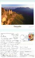 Katoomba, NSW, Australia Postcard Posted 2013 Stamp - Sonstige
