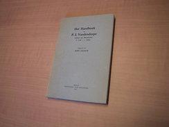 Het Handboek Van P.J. Vandendorpe, Pastoor Van Nieuwkerke (°1730- +1806)