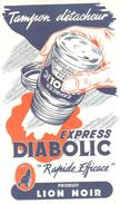 Buvard Ancien Diabolic Tampon Détacheur - Buvards, Protège-cahiers Illustrés