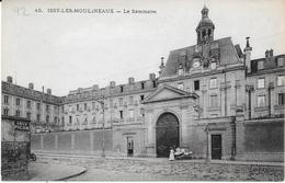 92 - ISSY LES MOULINEAUX - 45 - Le Séminaire - TBE - Ed. ELD - Issy Les Moulineaux