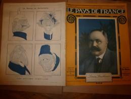 1917 LPDF :Russie-Révolution;Bezonvaux;Canadian & British ;Bagdad;Maison-de-Champagne;St-David LONDON, Covent-Garden - Revues & Journaux