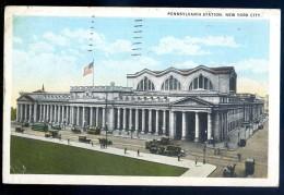 Cpa Des Etats Unis New York City , Pennsylvania Station    JIP20 - New York City