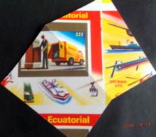 COUPE MAUVAISE SPECTACULAIRE - Equatorial Guinea