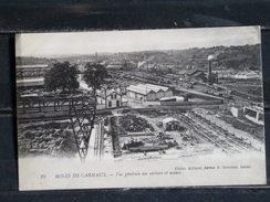 Z16 - 81 - Mines De Carmaux - Vue Générales Des Ateliers Et Usines - 1933 -cliché Aillaud - Edition E. Cahuzac - Carmaux