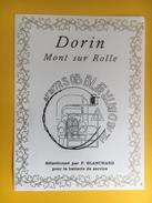 2019 -  Suisse Dorin Mont Sur Rolle 1987 Batterie D'obusiers Blindés 231 - Militaire