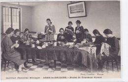 Institut Familial Ménager - Lons-le-Saunier - Modes Et Travaux Divers - Lons Le Saunier
