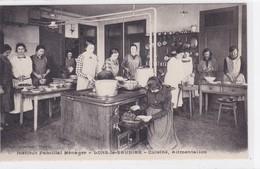 Institut Familial Ménager - Lons-le-Saunier - Cuisine, Alimentation - Lons Le Saunier