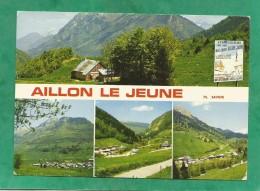 Aillon-le-Jeune (73-Savoie) 2 Scans 06/08/1967 - France
