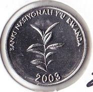 Rwanda 20 Francs 2003 - UNC - Rwanda