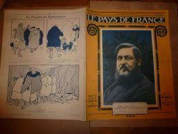 1917 LPDF :Dessin O'Galop Pour GIBBS;Hiver En Tranchées;British à KUT-EL-AMARA;Brave Mulet;ATHENES;Femmes-bûcherons;USA - Magazines & Papers