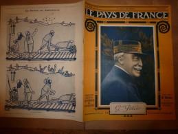 1917 LPDF : Couvent De St-Panteleïmon;GRECE; Mt-ATHOS;Admirable SUISSE à Zurich;Service Santé;Feuillères;Reine Elisabeth - Magazines & Papers