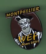 MONTPELLIER *** WEF MARS 2001 *** 0075 - Villes
