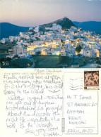 Ios, Greece Postcard Posted 1993 Stamp - Greece