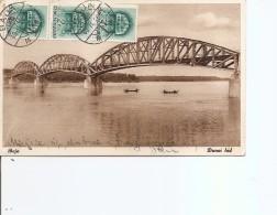 Hongrie ( CP De 1926 De Baja Vers L'Allemagne à Voir)