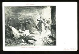 93 Seine Saint Denis  Episode Du Plateau D'Avron 1870 Geo Weiss ND Précurseur - Altri Comuni