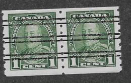 CANADA, 1935, # 228xx, MNH. KING GEORGE V  Precancelled Pair FINE - Canada