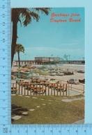 Greetings From - Daytona Beach - Florida USA - 2 Scans - Souvenir De...