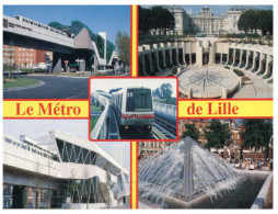 (ORL 626) France - Lille Métro - U-Bahnen