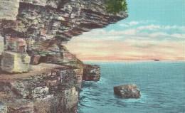 ETATS UNIS - UNITED STATES OF AMERICA - WISCONSIN - Lovers Leap Near Cabots Sturgeon Bay Door County - Etats-Unis