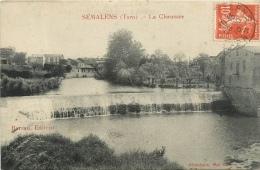 CPA Sémalens-La Chaussée     L2243 - Francia