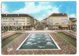 N  SAINT NAZAIRE LE BASSIN DE L HOTEL DE VILLE ET L AVENUE DE LA REPUBLIQUE   ****  A  SAISIR **** - Saint Nazaire