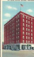 ETATS UNIS - UNITED STATES OF AMERICA - WISCONSIN - Hotel Dayton Kenosha - Etats-Unis