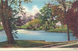 ETATS UNIS - UNITED STATES OF AMERICA - ILLINOIS - View In Glen Flora Country Club Waukegan - Etats-Unis