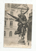 Cp , 33 , BORDEAUX , La Statue De GLORIA VICTIS , Place Pierre LAFFITTE , écrite 1911 - Bordeaux