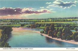 ETATS UNIS - UNITED STATES OF AMERICA - ILLINOIS - Starved Rock State Park - Etats-Unis