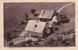 ABONDANCE- Le Poste Militaire- Ecole De Ski Haute-Montagne Du 27ème Bataillon Chasseurs Alpins - Régiments