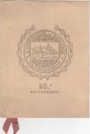 Carta De Agradecimento Do 50º Aniversário Da Companhia De Seguros Ultramarina //1951// - Old Paper