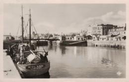 LORIENT -56- LE PONT TOURNANT ET LE PORT - Lorient