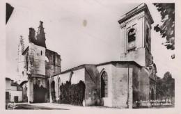 SAINT MARTIN EN RE -17- L'EGLISE ET LES RUINES - Ile De Ré