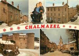 PIE-16 - 945 :  CHALMAZEL - France