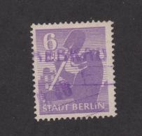 Alliierte Besetzung Berlin Brandenburg Nr. 2 Mit Notstempel (?) DREBKAU - Zone Soviétique
