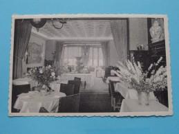 Chateau De GROENENDAEL Hotel-Restaurant ROSE () Anno 19?? ( Zie Foto Voor Details ) - Hoeilaart