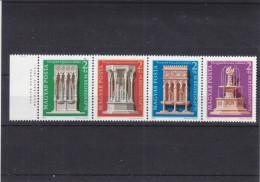 Hongrie - Yvert 2447 / 50 ** - MNH - Fontaines -  Valeur 18 Euros