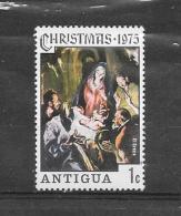 Antigua 1975 Nr. Y&T 387 ** - Antigua Et Barbuda (1981-...)