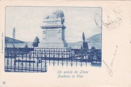 Vis - Lissa Spomenik Viskom Boju - Croazia