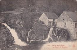 LE SAULT-de-GOULOUX - Vallée De La Cure - Moulin Avec Roue - Otros Municipios