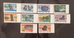 Vietnam Viet Nam MNH Imperf Stamps 1984 : Scenes Of Ha Long Bay (Ms445) - Vietnam