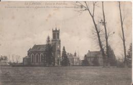 27  Le Landin  Eglise Et Presbystere - Other Municipalities