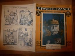 1917 LPDF :S-M-poseur-de-mines;Grecs à Corinthe;Athos;Couvents (Xenophon,Simopetra,St-Paul,roumain);Deal(Kent);MASSY-P - Magazines & Papers